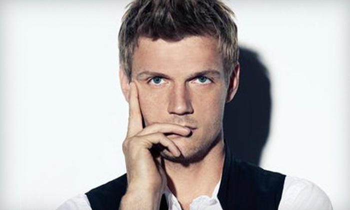 Nick Carter - House of Blues Chicago: Two Tickets to See Nick Carter and Flatbread Appetizer at House of Blues Chicago on February 11 (Up to $94.09 Value)
