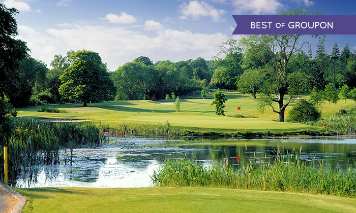 Open Fairways IE: Privilege Card With 18-Month Membership Valid at 1,600 Golf Courses for €29 (84% Off)