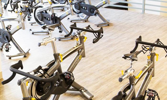 Dansooz Cycle Studio - Downtown San Diego: 5 or 10 Indoor Cycling Classes at Dansooz Cycle Studio (Up to 51% Off)
