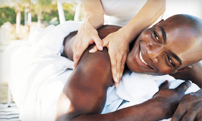 Why Not Men's Spa - West Village: 60-Minute Facial or 30-Minute Microdermabrasion, 60-Minute Massage, or Both at Why Not Men's Spa (Up to 67% Off)