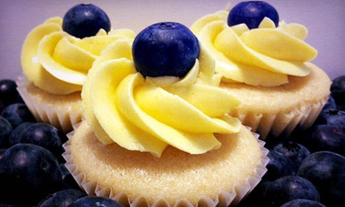 Whipped Bites - Strathmore: Two or Four Dozen Cupcakes from Whipped Bites (Half Off)