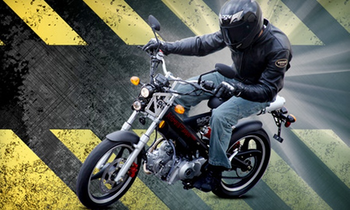 Chironex Motorsports Inc. - Downtown Toronto: $2,189 for Sachs MadAss 125 Motorcycle Plus Shipping ($3649 Value)