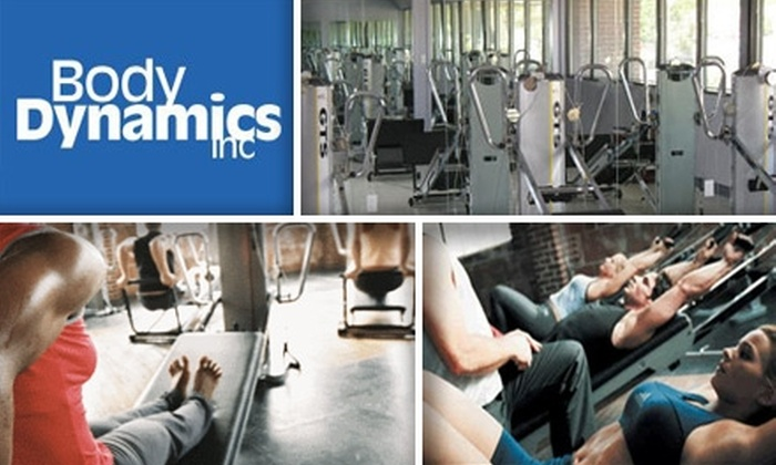 Body Dynamics, Inc - Bluemont: $35 for Six Gravity-Training Sessions From Body Dynamics