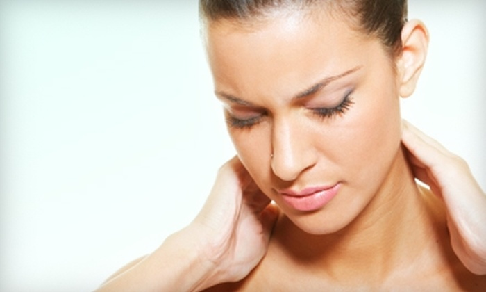 Vital Force Upper Cervical Clinic - Warson Woods: $30 for Two Office Visits, Including Exam and Consultation with Thermal Scan, Four X-Rays, and One Adjustment if Needed at Vital Force Upper Cervical Clinic in Glendale