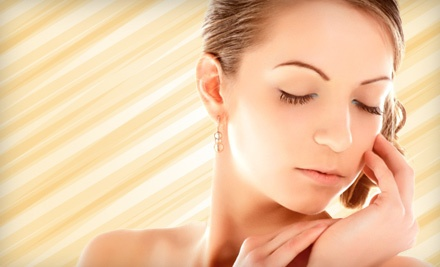 60- to 75-Minute Slim-and-Tone Body Wrap (a $105 value) - Milla's Beauty Center in Westland