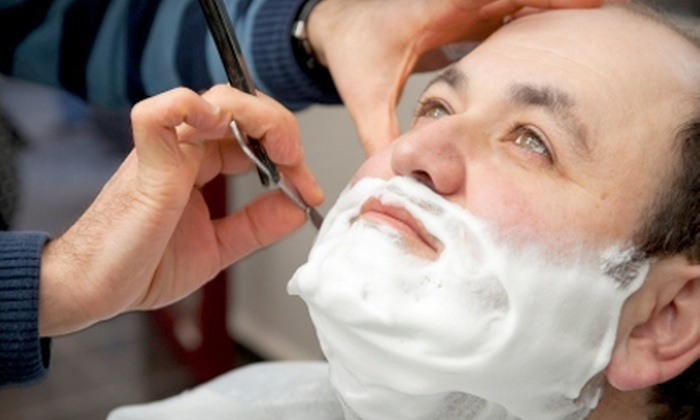 Exclusively Men's Barber & Spa - Paradise Valley: $25 for a Royal Shave at Exclusively Men's Barber & Spa in Scottsdale ($50 Value)