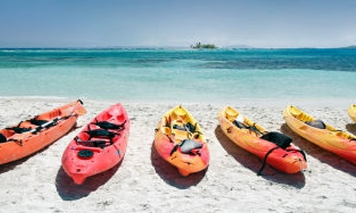 Windsong Charters - New Port Richey: $15 for a Half-Day of Kayaking at Windsong Charters in New Port Richey ($35 Value)
