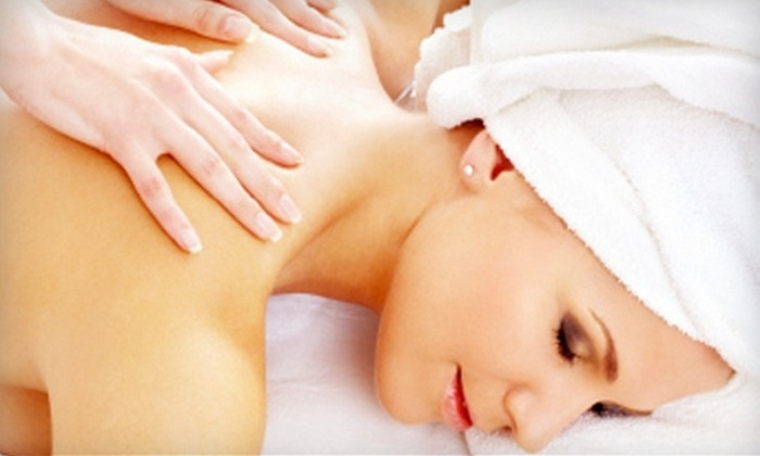 Hair & Body Day Spa and Salon - Lake Country: $47 for a 60-Minute Massage with a Hydrotherapy Soak at Hair & Body Day Spa and Salon ($95 Value)