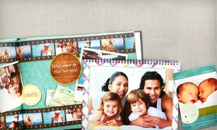 Mixbook - Sudbury / North Bay: $15 for $50 Worth of Photo Books, Cards, and More from Mixbook
