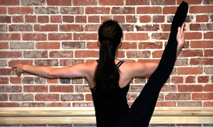 Grand Jeté - English Village: $25 for Four Barre-Fitness Classes at Grand Jeté in Mountain Brook ($76 Value)