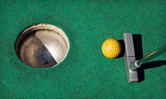 Fairmount Glen Minature Golf - Fairmount: $7 for Three-Game Ticket at Fairmount Glen Miniature Golf ($14 Value)