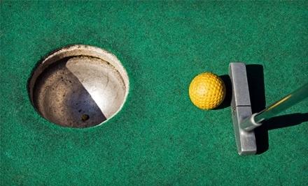 Fairmount Glen Miniature Golf - Fairmount Glen Minature Golf in Syracuse