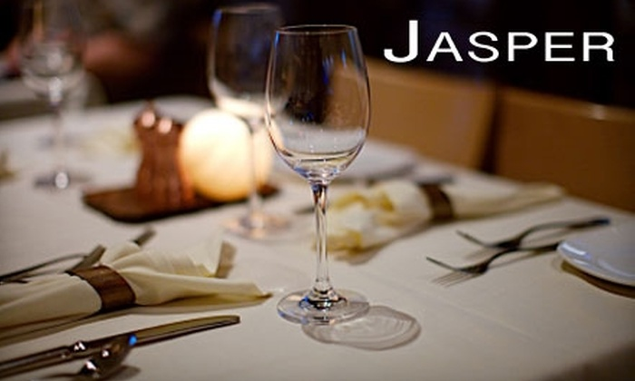 Jasper Food & Mixology - Catalina Foothills Estates: $15 for $30 Worth of Tapas and Specialty Cocktails at Jasper Food & Mixology