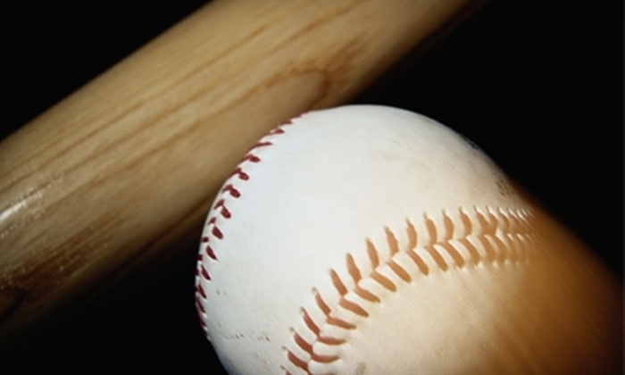 Triple Crown Batting Cages - Maplewood - Oakdale: $25 for a One-Hour Batting-Cage Rental at Triple Crown Batting Cages in North St. Paul ($50 Value)