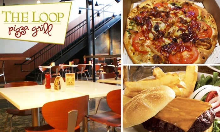 The Loop Pizza Grill - Tucker: $10 for $25 Worth of Food and Drink at The Loop Pizza Grill
