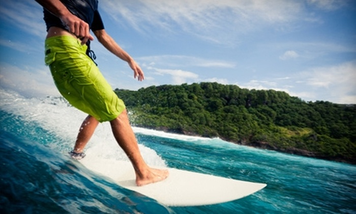 Branded Surf & Skate - Long Branch City: $45 for One Day of Surf Camp at Branded Surf & Skate in Long Branch ($90 Value)