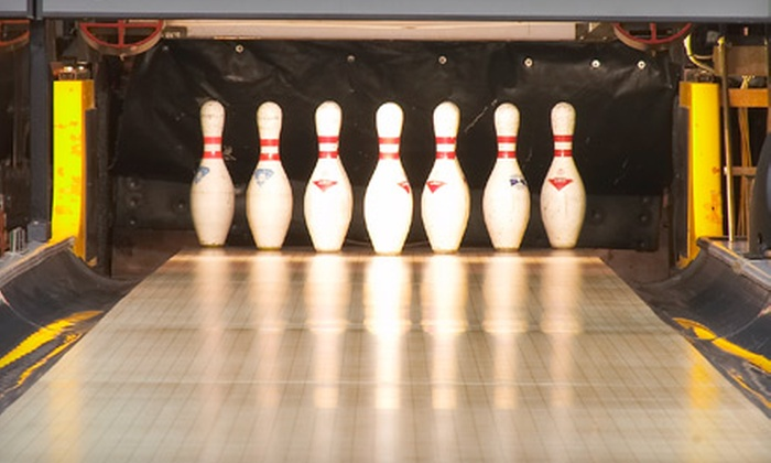 Silva Lanes - Mesa Airriba: One or Two Hours of Bowling for Up to Six at Silva Lanes