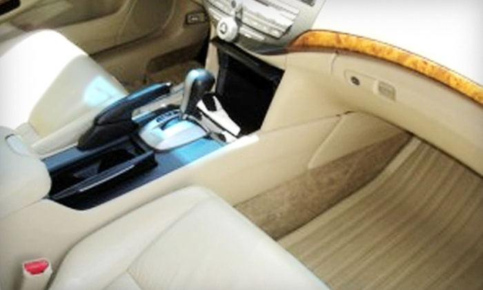 Clean Image Detailing - North Haven: $75 for Complete Silver Car-Detailing Package at Clean Image Detailing in North Haven ($150 Value)