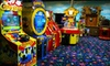 Kidz Quarterz (OLD) - Sherwood Park: Family Eat and Play Package or Children's Party at Kidz Quarterz in Sherwood Park