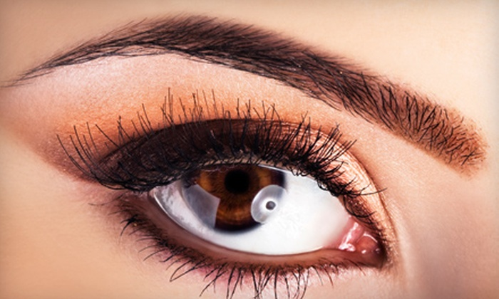 Threading by Sonia - Brookfield: Two or Four Eyebrow Threadings at Threading by Sonia in Brookfield (Half Off)