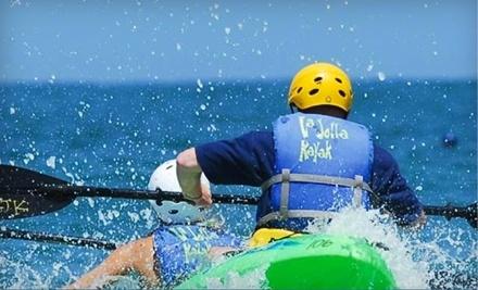 La Jolla Kayak - La Jolla Kayak in La Jolla