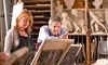 Just Your Art - Chicago - Mundelein: Two-Hour BYOB Painting Class for One, Two, or Four at Just Your Art (Up to 48% Off)