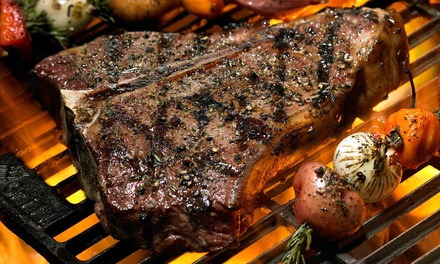 $11 for $20 Worth of Food ($25 if Redeemed Sunday-Thursday) at Al's Char-House