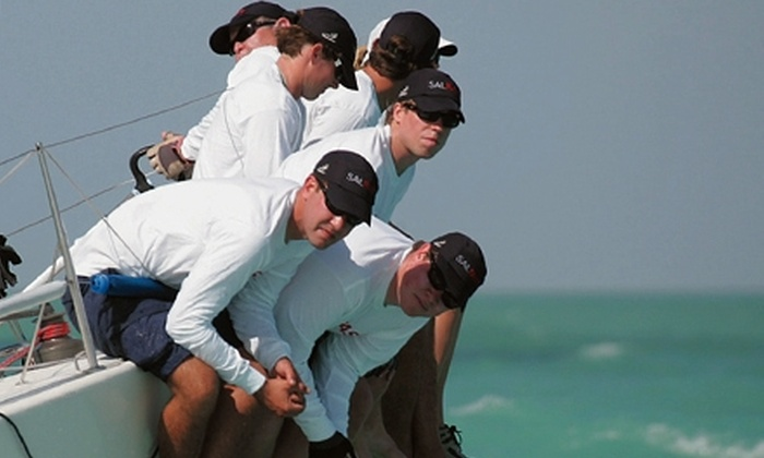 SailFast: $22 for a UPF-40 Performance Watersport Shirt from SailFast ($45 Value)