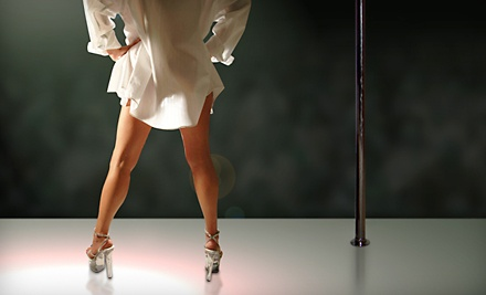 5-Class Drop-In Pass to Pole-Dancing, Zumba, Stretch-N-Stilettos, and Burlesquercise Classes (a $50 value) - Lash Pole Studio in Kansas City