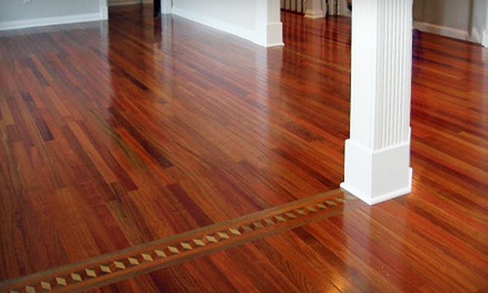 Floor Craft Sanding - Glendale: Up to 200 or Up to 650 Square Feet of Hardwood Floor Sanding and Refinishing from Floor Craft Sanding (Up to 60% Off)