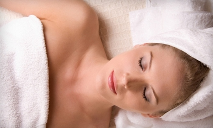 Pure Tranquility Day Spa - St. Thomas: $49 for Microdermabrasion, Mask, and Makeup Application at Pure Tranquility Day Spa ($169.70 Value)