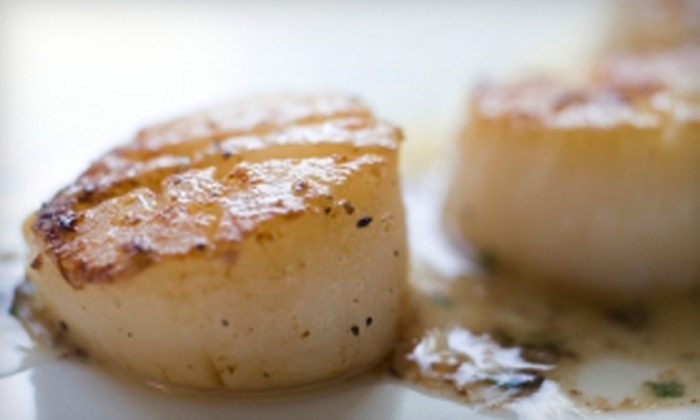 Bistro on Roe - Gander: $30 for $60 Worth of Upscale Dinner Fare at Bistro on Roe in Gander