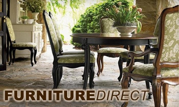 Furniture Direct - Enterprise: $25 for $100 Worth of Furniture at Furniture Direct