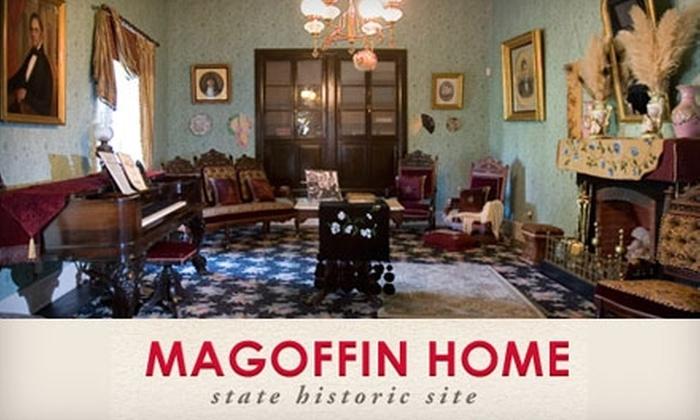 Magoffin Home State Historic Site - Magoffin: $12 For a One-Year Family Membership to the Magoffin Home State Historic Site