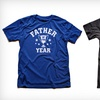 Half Off Father's Day–Themed Graphic Tees