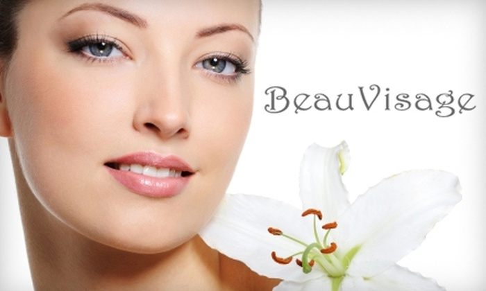 Beau Visage Medical Cosmetic Centre & Spa - Indianapolis: $55 for a Medical-Grade Facial Chemical Peel at Beau Visage Medical Cosmetic Centre & Spa (Up to $160 Value)