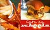 Café de Wheels - Cincinnati: $6 for $12 Worth of Burgers, Fries, and More at Café de Wheels