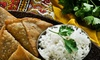 Happy Curry Foods - Highland: $20 for 20 Take-and-Bake Samosas at Happy Curry Foods ($40 Value)