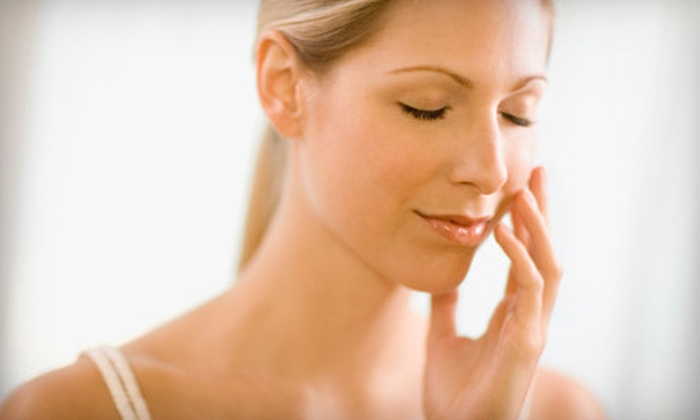Westside Laser & Light - Springbank Hill: $129 for Facial Package with Omnilux Photofacial Treatments and Microdermabrasion at Westside Laser & Light ($365 Value)