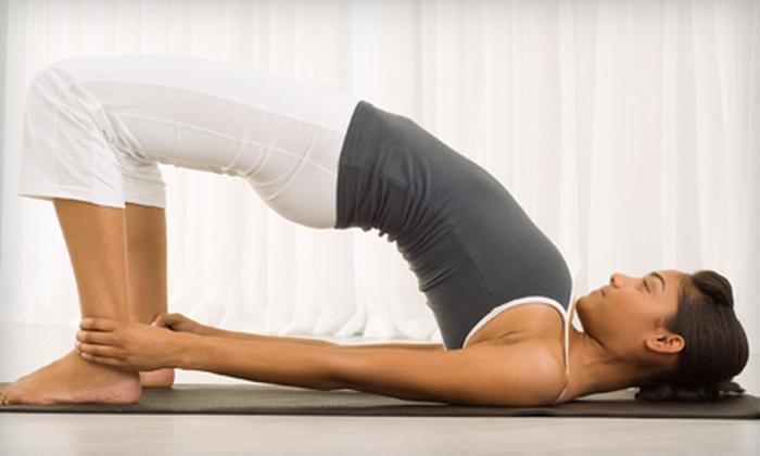 Shiva Shakti Yoga Center - Waltham: 10 or 15 Yoga Classes at Shiva Shakti Yoga Center in Waltham (Up to 68% Off)