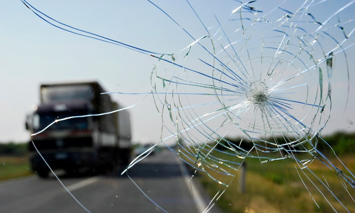Safe Auto Glass - North Jersey: $29 for $100 Toward Mobile Windshield Replacement from Safe Auto Glass