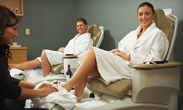 Phoenix Salon & Spa - Mount Laurel: $159 for a Spa Day for Two Including Massages, Facials, and Pedicures at Phoenix Salon & Spa in Mount Laurel ($350 Value)