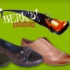 Half Off at Berk's Shoes