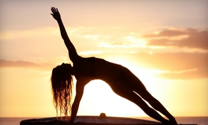 Wellspring Center for Yoga - Albuquerque: $30 for Five Classes at Wellspring Center for Yoga (Up to $75 Value)