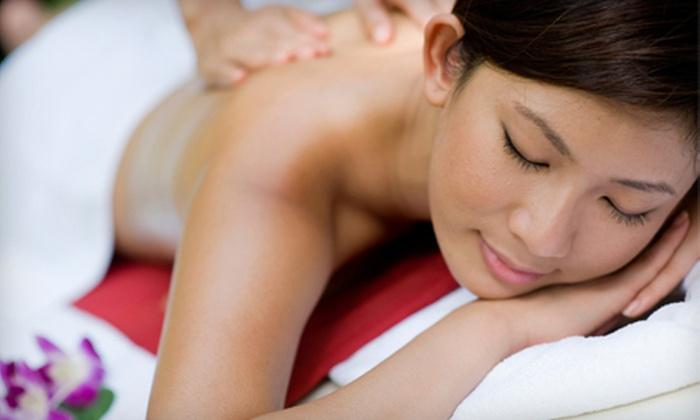 Royal Table Massage Therapy, LLC - Sioux Falls: Basic, Royal, or Paris Couples Massage at Royal Table Massage Therapy, LLC (Half Off)