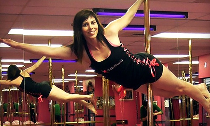 Pole Fitness Northwest - Federal Way: Two or Four 75-Minute Pole-Dancing Workout Classes at Pole Fitness Northwest in Federal Way (Up to 56% Off)