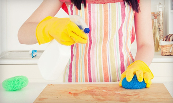 Qualico Cleaning Services - Edmonton: $45 for Four-Hour Housecleaning Package from Qualico Cleaning Services ($200 Value)