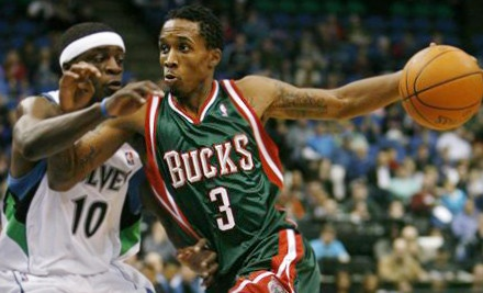 Milwaukee Bucks vs. Washington Wizards at the Bradley Center on Fri., Dec. 30 at 7:30PM: 400-Level Seating - Milwaukee Bucks in Milwaukee
