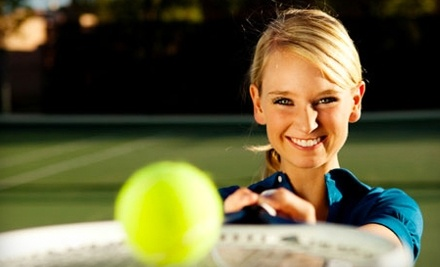 The Tennis Club at Springhurst or Top Gun Tennis Academy: Adults' Intro to Tennis Class from June 5July 2  - The Tennis Club at Springhurst or Top Gun Tennis Academy in Louisville