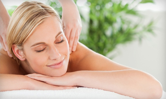 The Wellness Center of London Square - The Wellness Center of London Square: One, Three, or Five Massages at The Wellness Center of London Square (Up to 55% Off)